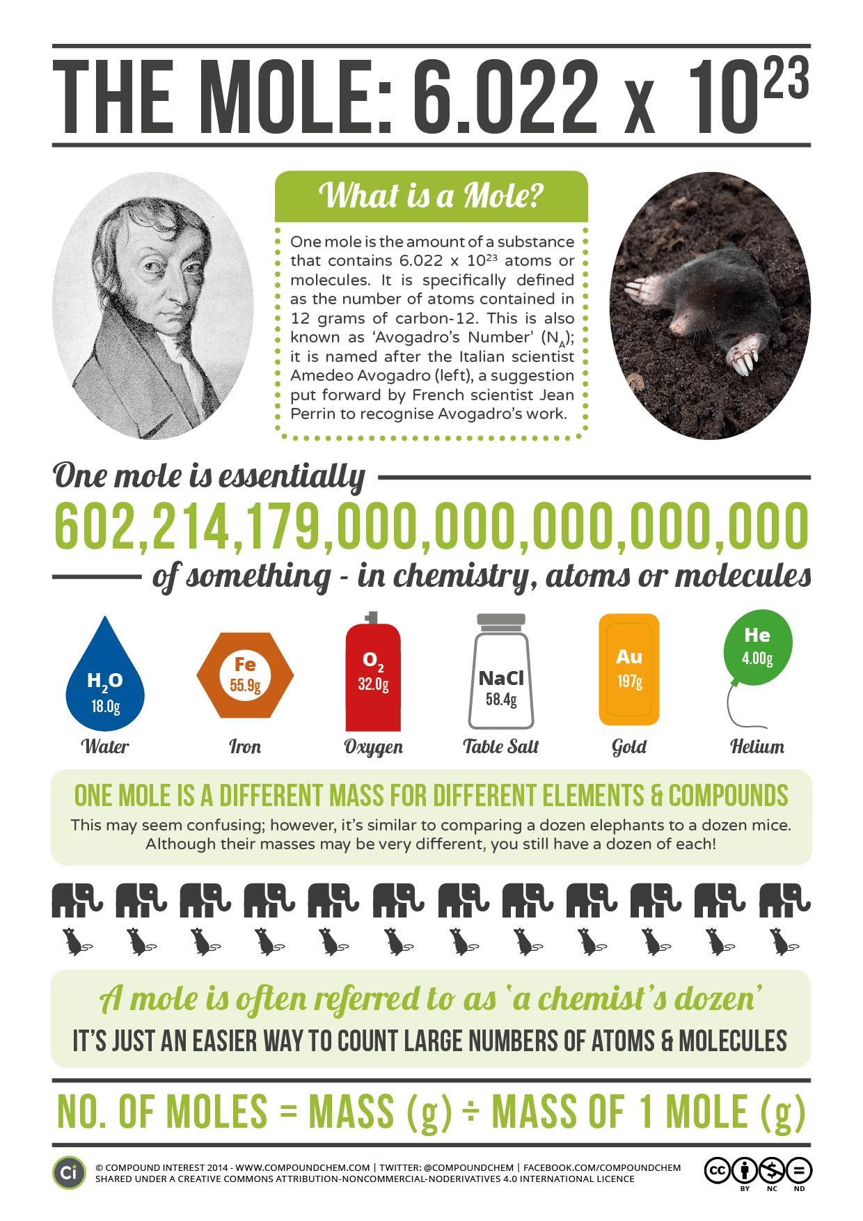 Moles Mr Cartlidges Science Blog